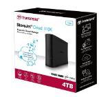 Transcend 4TB StoreJet Cloud 110K, NAS