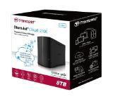 Transcend 8TB StoreJet Cloud 210K, NAS
