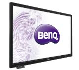"BenQ LFD RP652H, 65"", Touch: IR 10 points, LED, 6.5ms, 1920x1080, 350nits, 4000:1, D-sub, HDMI,USB, Component, Composite , RS232 input, RJ-45, Speakers, Remote control"