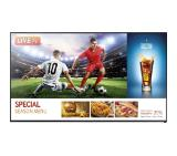 "Samsung 55"" RH55E FULL HD LED, Smart Signage TV, 1920x1080 (16:9), D-SUB, HDMI x2, 350nit, 5000:1, Media Player Embedded"