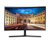 "Samsung C27F396FHUX, 27"" CURVED VA LED, 4ms, 1920x1080, HDMI, D-SUB, 250cd/m2, Mega DCR, 178°/178°, Black High glossy"