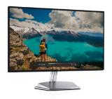 "Dell S2718H, 27"" Wide LED, IPS Anti-Glare, InfinityEdge, AMD Free Sync, HDR, FullHD 1920x1080, 6ms, 1000:1, 8000000:1 DCR, 250 cd/m2, VGA, HDMI, Speakers, Black&Silver"