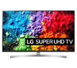 LG 49SK8500PLA, 49'' SUPER UHD TV,3840x2160, DVB-T2/C/S2, Nano Cell, Cinema HDR, Dolby Atmos, Smart webOS 4.0, ThinQ AI, Full Array Local Dimming, Alpha 7 Processor, WiDi, WiFi 802.11.ac, Bluetooth, Miracast, LAN, CI, HDMI, USB, TV Recording, Silver