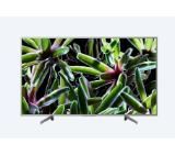 "Sony KD-49XG7077 49"" 4K HDR TV BRAVIA, Edge LED with Frame dimming, Processor 4К X-Reality PRO, Triluminos, Dynamic Contrast Enhancer, Browser, YouTube, Netflix, Apps, XR 400Hz, DVB-C / DVB-T/T2 / DVB-S/S2, USB, Silver"