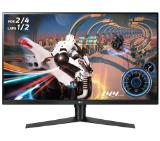 "LG 32GK650F-B, 31.5"" QHD (2560 x 1440) VA Anti Glare, 5ms, (1ms with MBR) 144Hz, 3000:1, 350cd/m2, Radeon FreeSync, HDMI, DisplayPort, Height, Pivot, Tilt, Swivel, Headphone Out, Black"