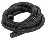 Lanberg cable sleeve self-closing 2m 19mm, black