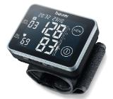 Beurer BC 58 wrist blood pressure monitor, Touch sensor buttons, PC interface/USB cable included,2 x 60 memory spaces,Risk indicator,Arrhythmia detection,circumferences from 14 to 19.5 cm