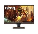 "BenQ EX2780Q, 27"", IPS, HDRi, 144Hz, 5ms, 2560x1440 2K, Black eQualizer, Color Vibrance, FreeSync, Flicker-free, B.I.+, Smart focus, Super Resol., 95% DCI-P3, 1000:1, 20M:1, 10 bit, 350 cd/m2, 2xHDMI, DP, USB Type-C, Speakers, Remote, Metallic Grey"