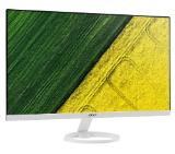 "Acer R241YBwmix, 23.8"" IPS Wide Ultra Thin, ZeroFrame, Flicker-Less, 1ms, 100M:1, 250 cd/m2, 1920x1080 FHD, VGA, HDMI, Audio Out, 2x2W, white"