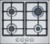 Bosch PGP6B5B90 SER4; Economy; Gas/electric cooktop, inox