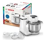 Bosch MUMS2EW00 Kitchen machine, MUM Serie 2, 700 W, White